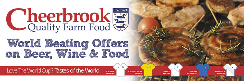 Cheerbrook Farm Shop Marketing